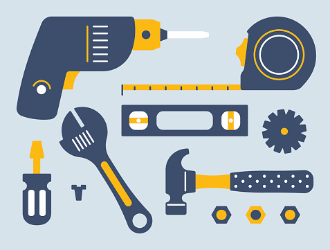 Work Tools and Equipment