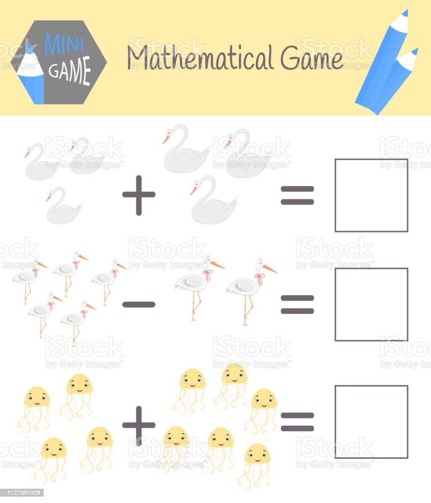 Okul Oncesi Egitim Icin Matematik Calisma Kitabi Cocuklar Icin