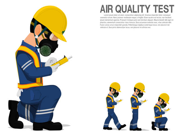 Air quality meters