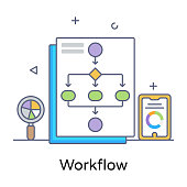 istock Workflow 1312758300