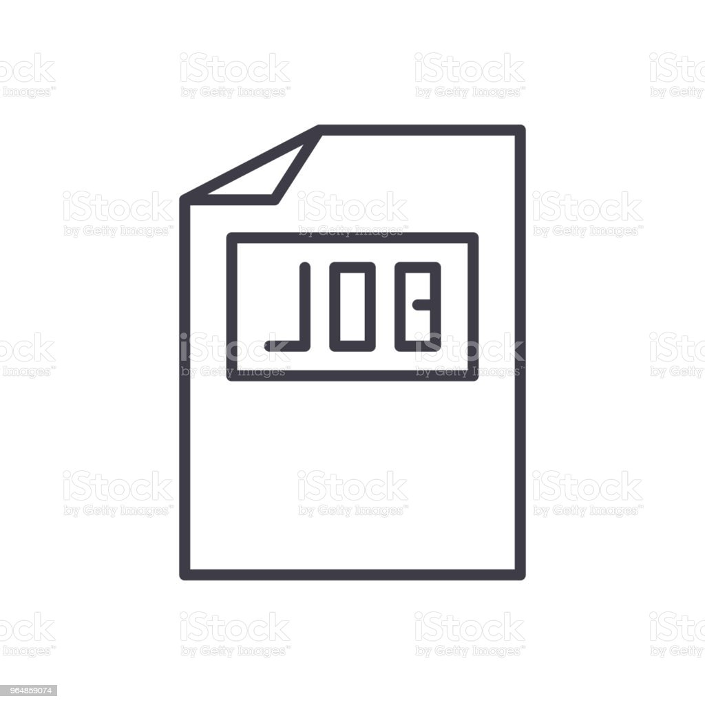Working tasks black icon concept. Working tasks flat  vector symbol, sign, illustration. royalty-free working tasks black icon concept working tasks flat vector symbol sign illustration stock vector art & more images of abstract