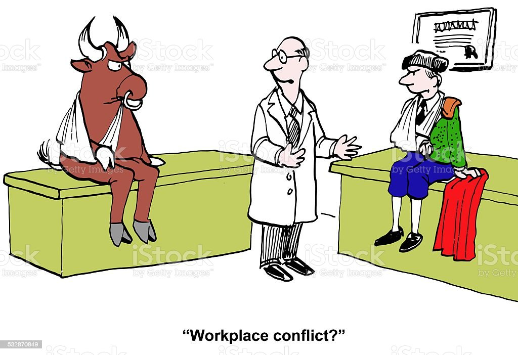 workplace conflict In workplace conflicts, differing needs are often at the heart of bitter disputes when you can recogni ze the legitimacy of conflicting needs and become willing to.
