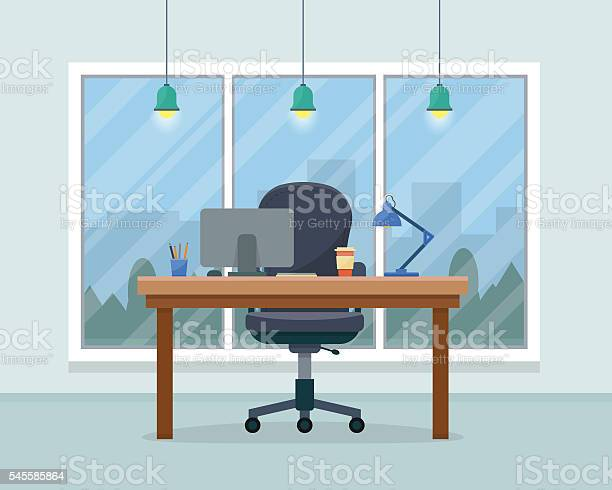 Workplace in office vector id545585864?b=1&k=6&m=545585864&s=612x612&h=vcng5 dk2xqzybintah8tzxahvyrx9gnse74oegtjbo=