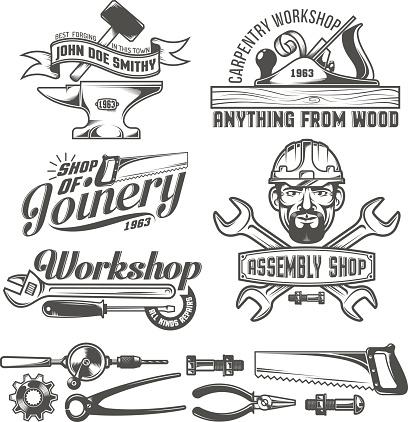 workshop emblem