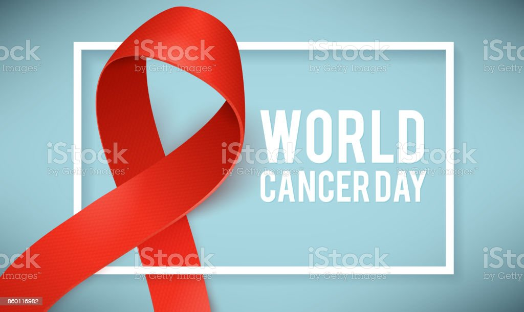 World aids and cancer day symbol royalty-free world aids and cancer day symbol stock illustration - download image now