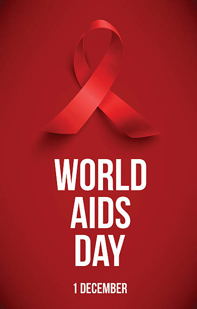 world aids day - aids stock illustrations