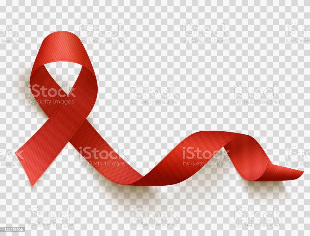 Dia Mundial de luta contra a aids - Vetor de AIDS royalty-free