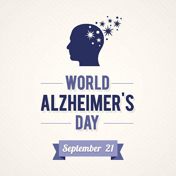 ilustrações de stock, clip art, desenhos animados e ícones de dia mundial de alzheimer - alzheimer