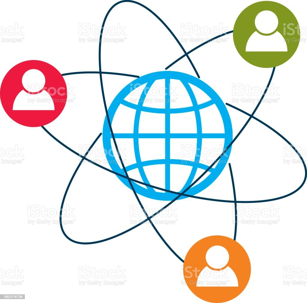 World and Person creative icon, , unique vector symbol created with different icons. System and social Matrix sign. Person and humankind interacts with each other. System and social Matrix sign. royalty-free world and person creative icon unique vector symbol created with different icons system and social matrix sign person and humankind interacts with each other system and social matrix sign stock vector art & more images of adult