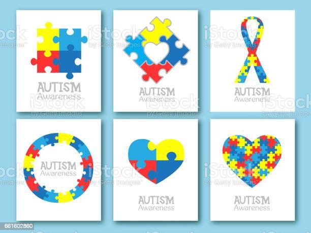 World autism awareness day colorful puzzle symbol of autism vector vector id661602860?b=1&k=6&m=661602860&s=612x612&h=wmdyonqmpxepybc8tvetjdt9etcybksh08rwpbc8j08=