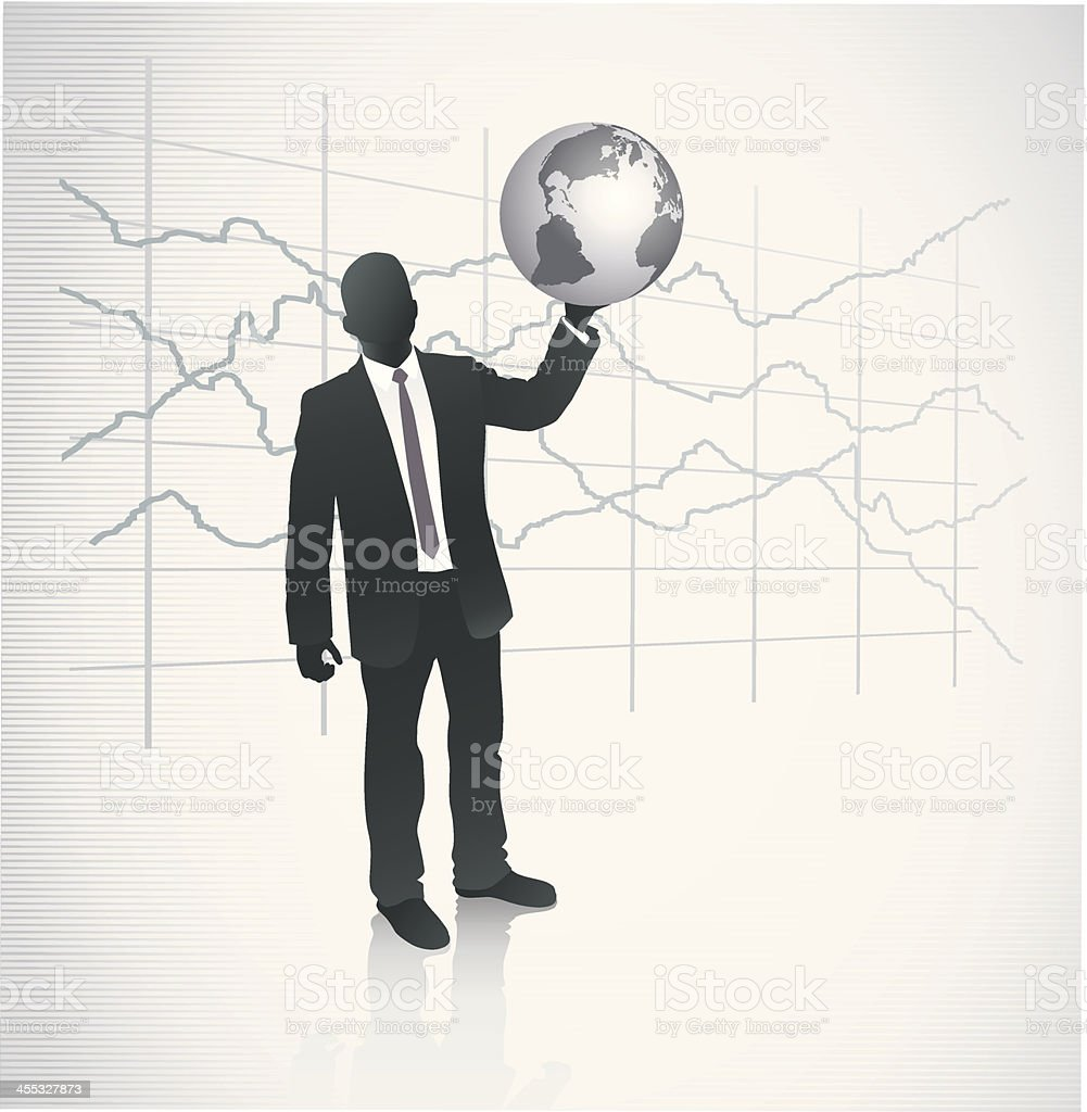 World Business royalty-free world business stock vector art & more images of achievement