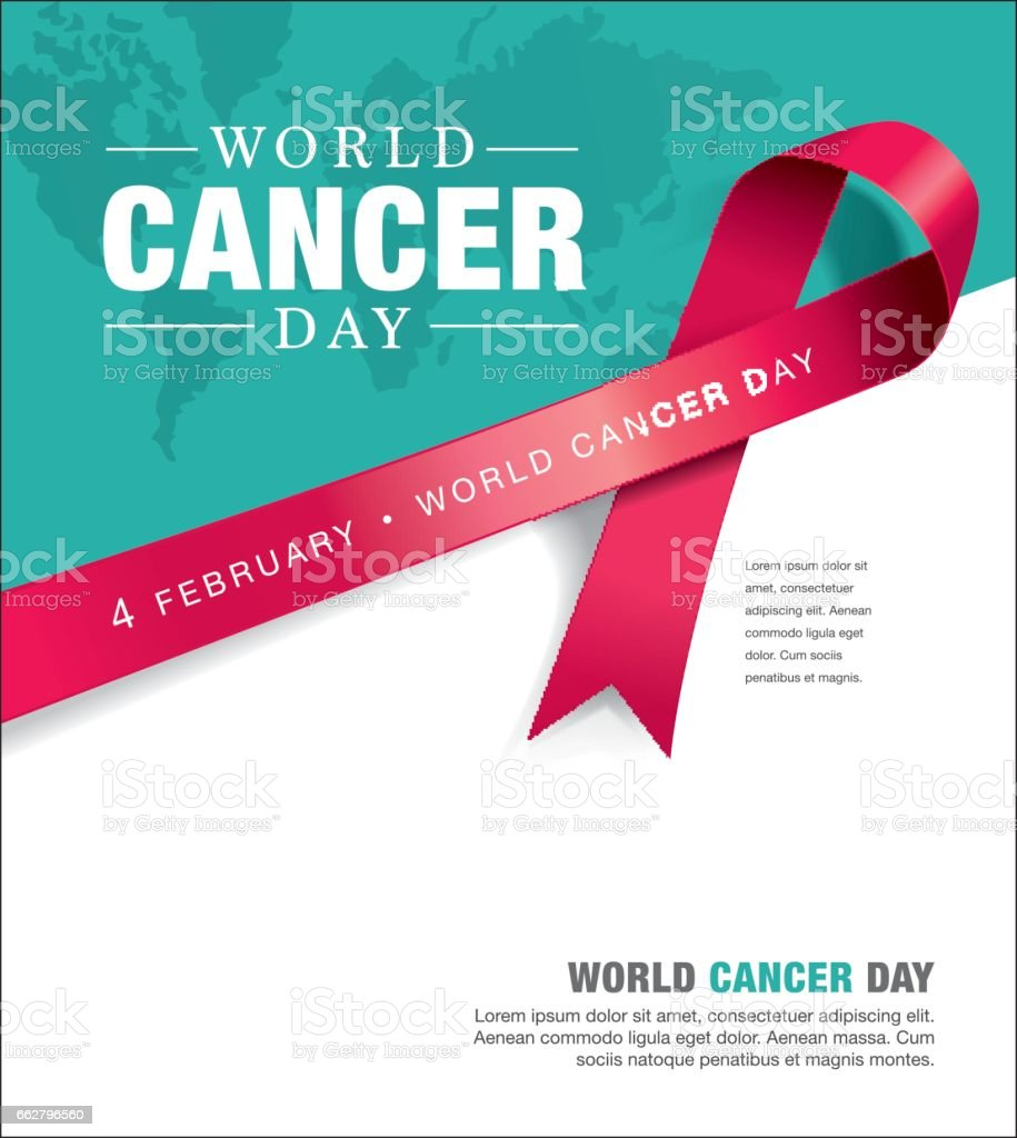 Cancro dia mundial - Vetor de AIDS royalty-free