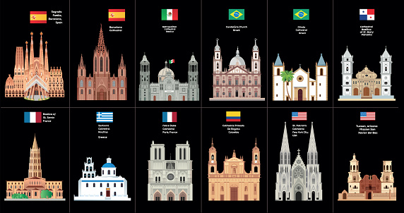 World Cathedrals