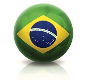 World Cup Brazil Soccer Ball