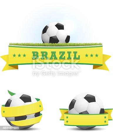 istock World Cup soccer - Brazil 2014 463487885