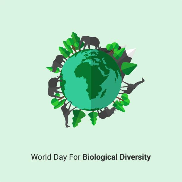 世界生物多樣性日 - 國際比賽 幅插畫檔、美工圖案、卡通及圖標