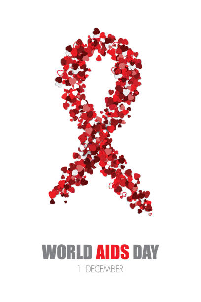 Royalty Free Aids Ribbon Clip Art Vector Images Illustrations
