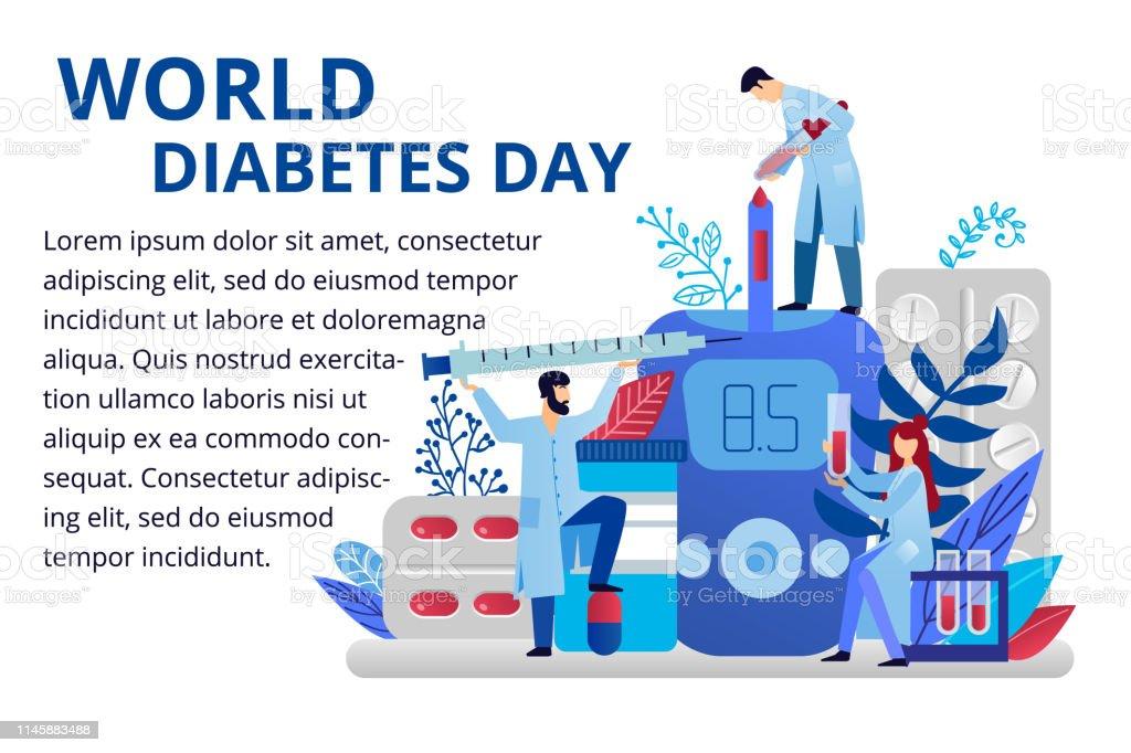 vintage ver y decir pruebas de diabetes
