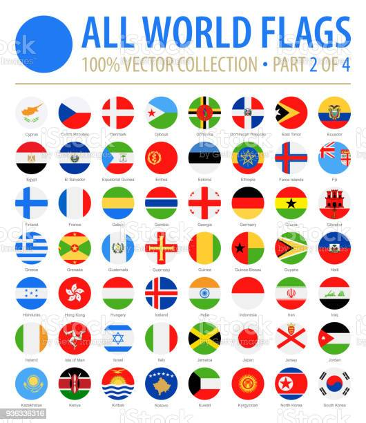 World flags vector round flat icons part 2 of 4 vector id936336316?b=1&k=6&m=936336316&s=612x612&h=135vow0vlwguog7ssj0tt2wvsn7lifo12akgfxidjs4=