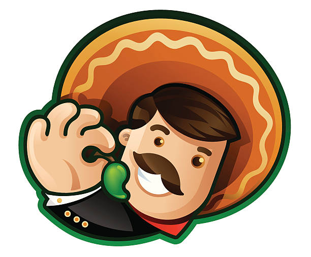 Royalty free charro clip art vector images for Mexican logos images