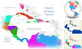 World Geography Cewntral America