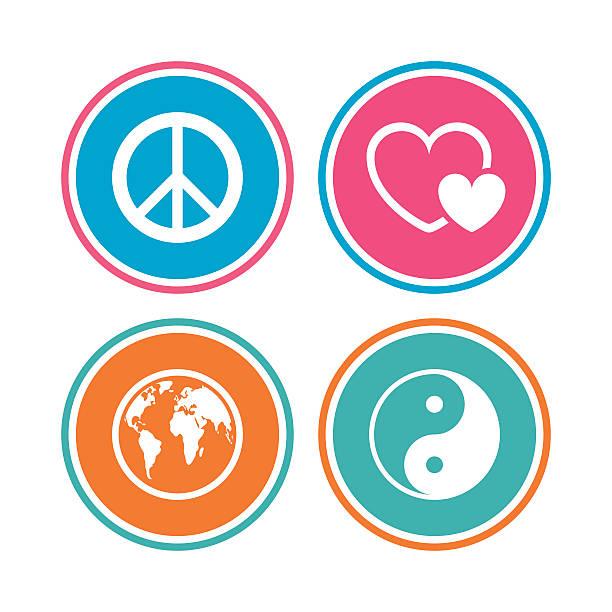 Royalty Free Good Karma Symbol Clip Art Vector Images