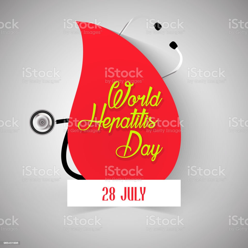 World Hepatitis Day royalty-free world hepatitis day stock vector art & more images of anatomy
