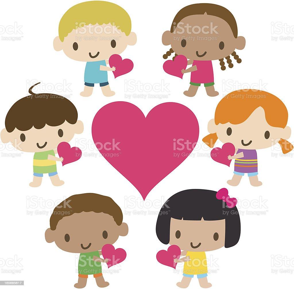 Image result for children love clip art