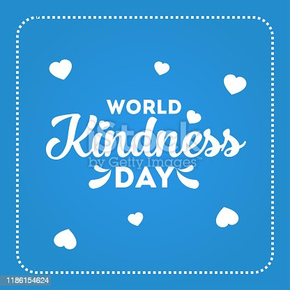 World Kindness Day Vector Design Template