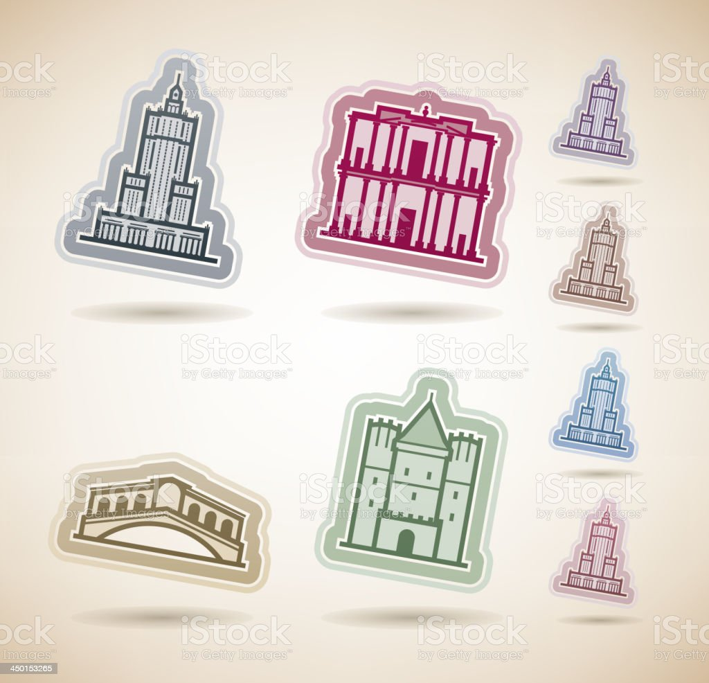 World Landmarks royalty-free world landmarks stock vector art & more images of architecture