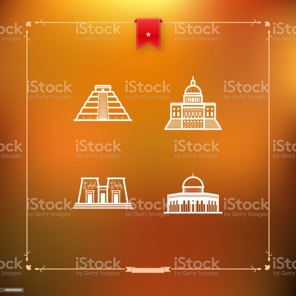World Landmarks royalty-free world landmarks stock vector art & more images of architecture