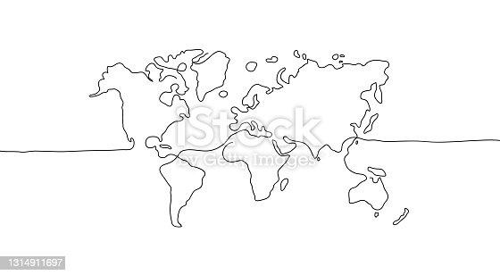 istock world line art 1314911697