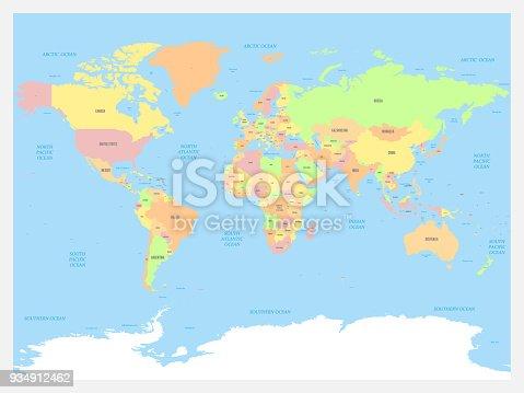 Cartina Mondo Vettoriale Gratis.Vettoriali Gratis Mappa Del Mondo Scaricalo Ora