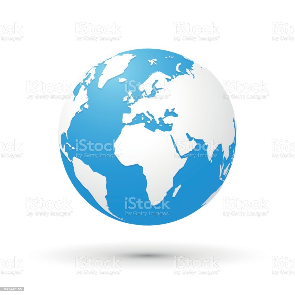 World map blue white illustration globe stock vector art more world map blue white illustration globe royalty free world map blue white illustration globe stock gumiabroncs Image collections