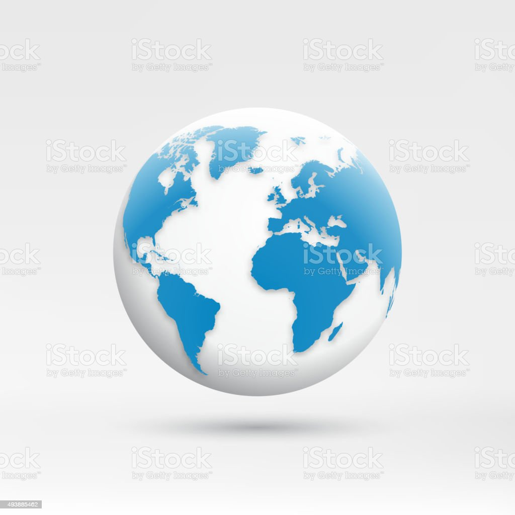 World map globe 3d vector stock vector art more images of 2015 world map globe 3d vector royalty free world map globe 3d vector stock vector art gumiabroncs Choice Image
