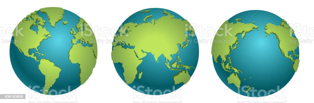 World map globe stock vector art more images of abstract 938193636 world map globe royalty free world map globe stock vector art amp more gumiabroncs Gallery