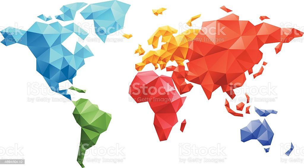 World map made from triangles stock vector art more images of 2015 world map made from triangles royalty free world map made from triangles stock vector art gumiabroncs Gallery