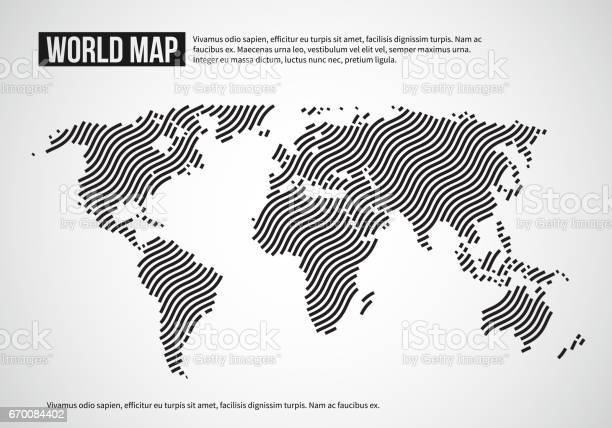 World map of wavy lines abstract globe continents topography vector vector id670084402?b=1&k=6&m=670084402&s=612x612&h=lkyd5j6yjl8mfkchpbvgrvjsmv jqtckqox1l3qjtou=