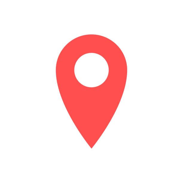 stockillustraties, clipart, cartoons en iconen met wereld kaart pins collectie ingesteld. vectorillustratie. - zuidoost