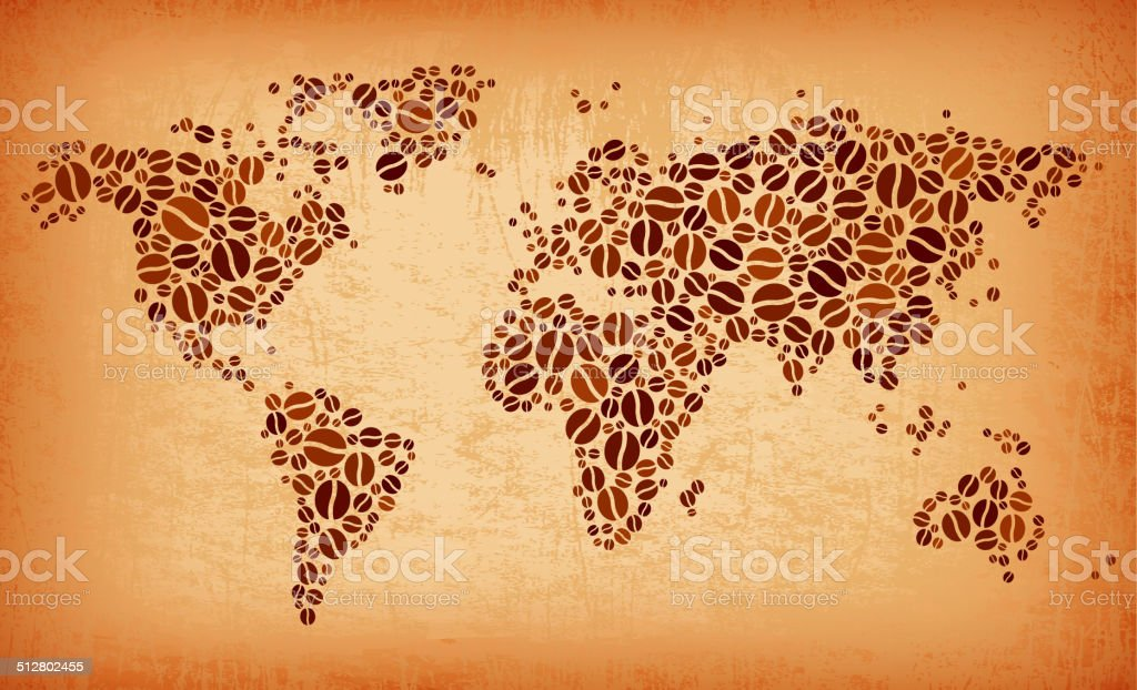 World map royalty free coffee bean pattern stock vector art more world map royalty free coffee bean pattern royalty free world map royalty free coffee bean gumiabroncs Images