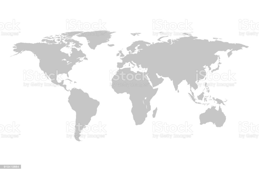 World map royalty-free world map stock illustration - download image now