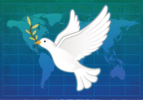 World Peace Stock Illustration - Download Image Now