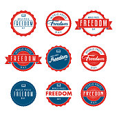 World Press Freedom Day Icon Set