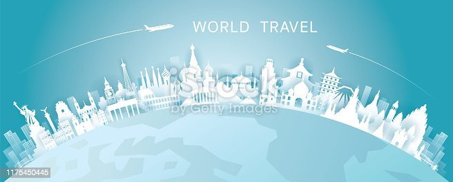 Famous Place and Historical Buildings, Travel and Tourist Attraction