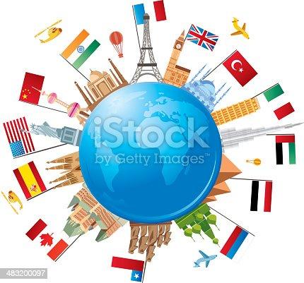 istock World Travel 483200097