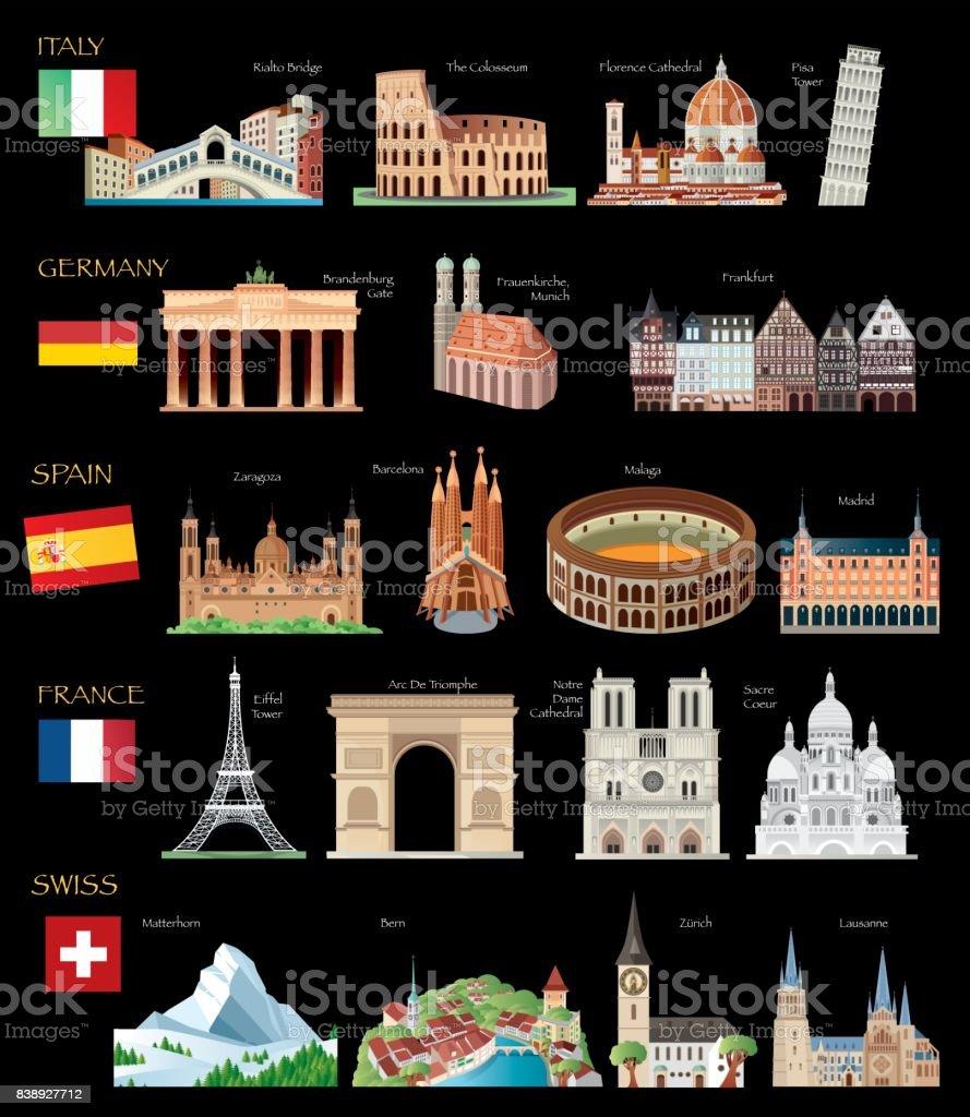 World Reisen – Vektorgrafik
