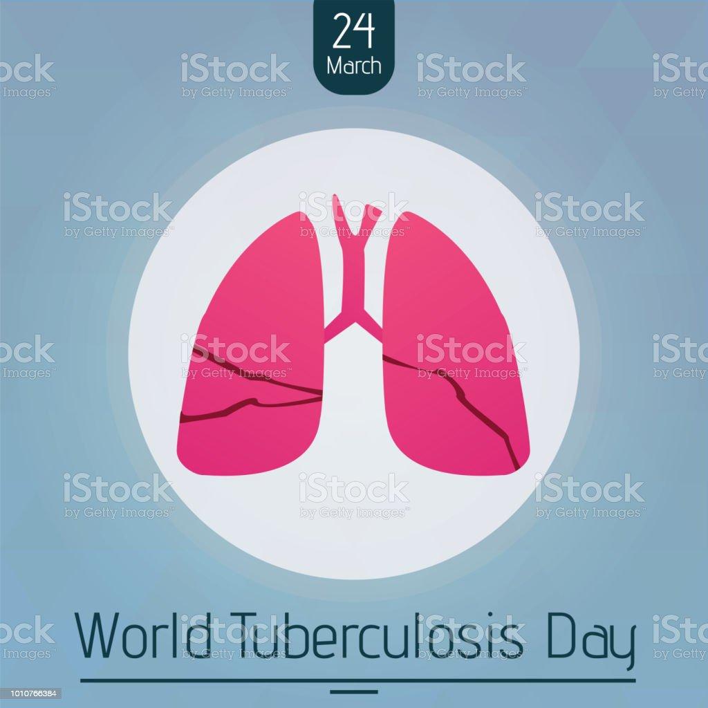 Ilustración de Día Mundial De La Tuberculosis 24 De Marzo y más ...