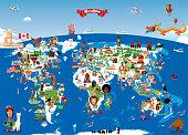 Vector WORLD http://legacy.lib.utexas.edu/maps/world_maps/world_physical_2015.pdf