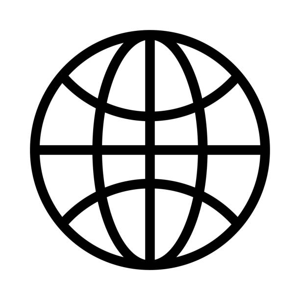 127 Picto Globe Illustrations & Clip Art - iStock