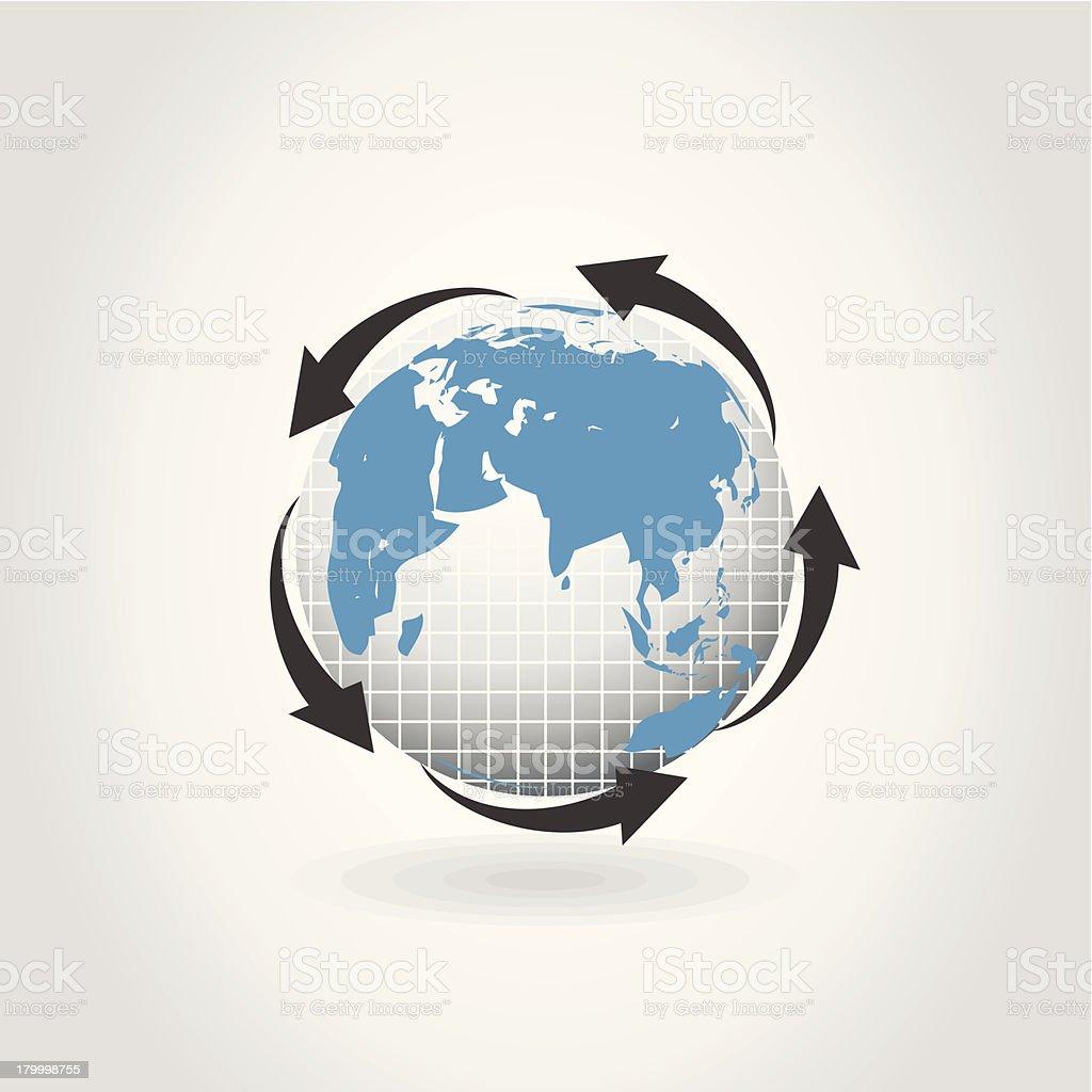 세계 royalty-free 세계 0명에 대한 스톡 벡터 아트 및 기타 이미지